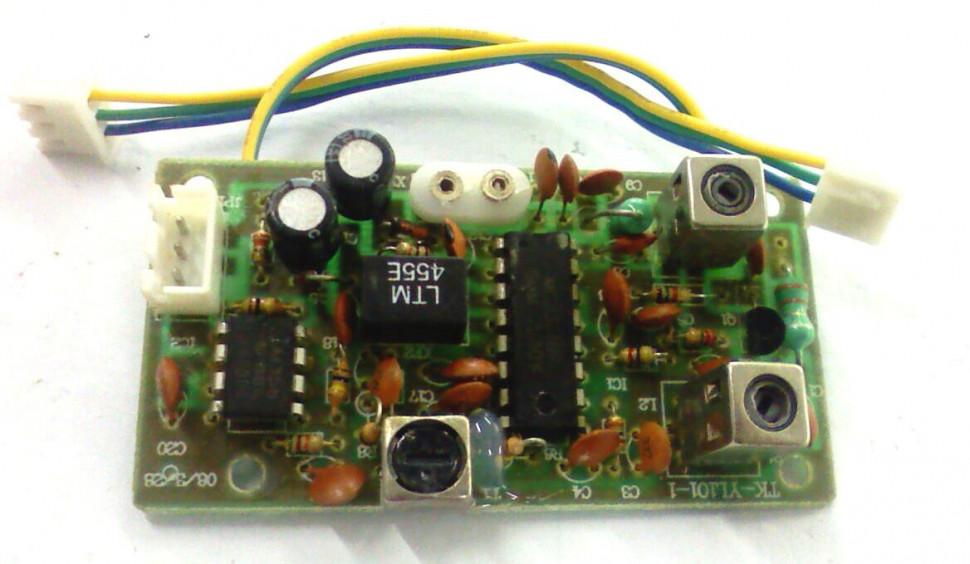 Радиоуправление моделями