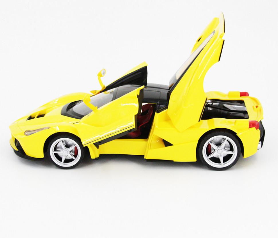 Радиоуправляемая машинка Yellow