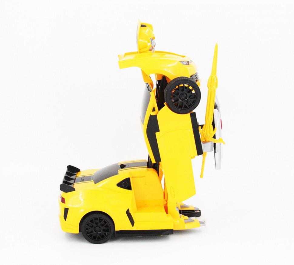 игрушка chevrolet camaro 1:14