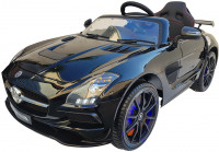 Электромобиль Mercedes-Benz SLS AMG Black - SX128-S