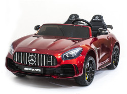 Электромобиль Harley Bella Mercedes-Benz GT R 4x4 MP3 - HL289-RED-PAINT-4WD