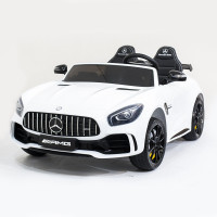 Электромобиль Harley Bella Mercedes-Benz GT R 4x4 MP3 - HL289-WHITE-4WD